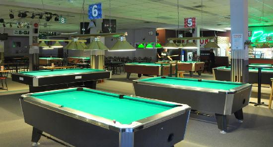Partners Billiards And Bowling Center 19 Pool Tables