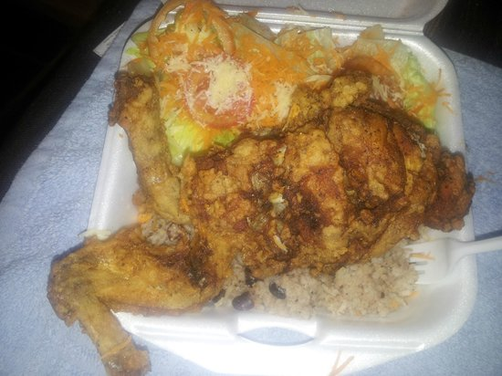Meldy's: She called this her BIG SEXY CHICKEN lol yummy