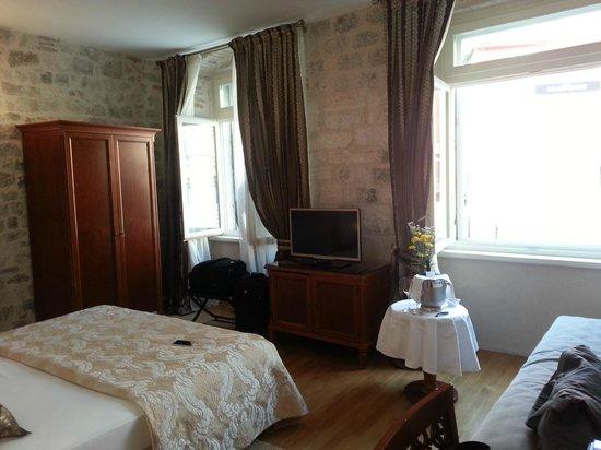 Palace Judita Heritage Hotel: Bedroom
