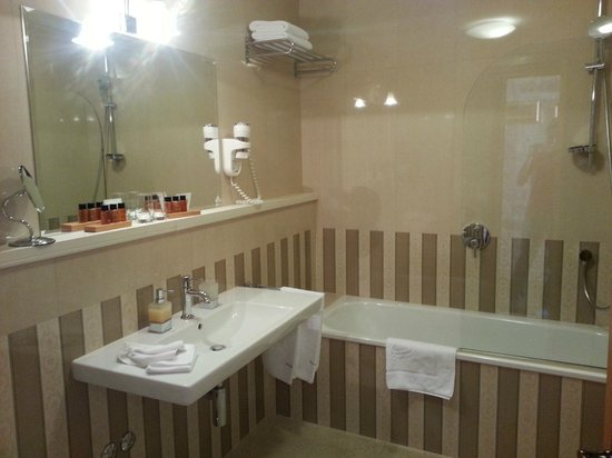 Palace Judita Heritage Hotel: Bathroom