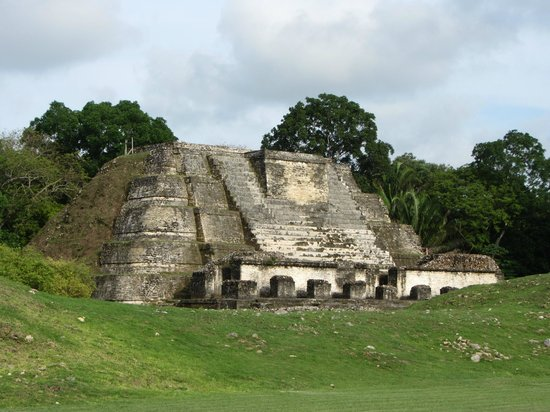 UpClose Belize: Altun Ha tour on 7/3/2013