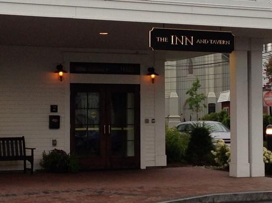 The Brunswick Hotel and Tavern : The Inn