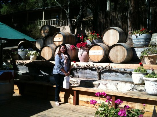 Wine Trolley Tours: At Ventana Wineries