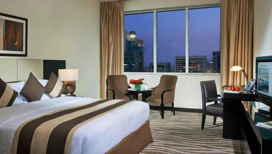 Cristal Hotel Abu Dhabi : Interior/ Roon