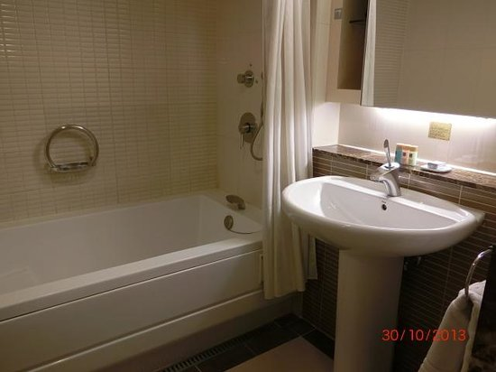 Hotel Riviera Seoul : Bathroom/toilet