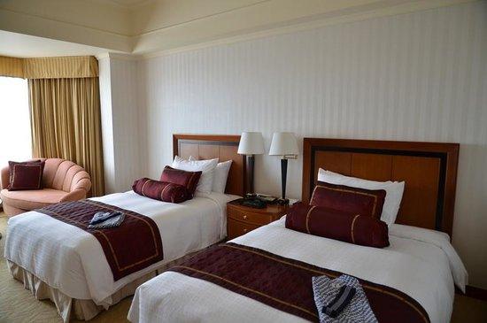Hotel Nikko Hanoi: 客室