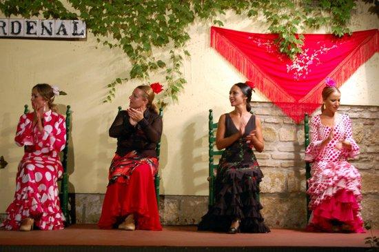 Tablao Flamenco Cardenal : Une «Soirée Inoubliable»