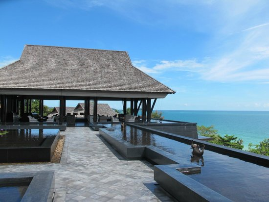 Vana Belle, A Luxury Collection Resort, Koh Samui: Great views