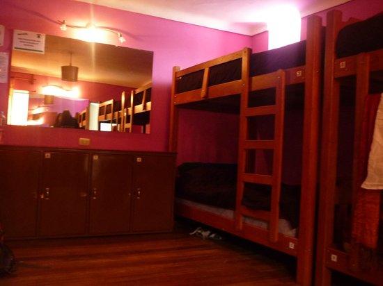 Wild Rover Hostel Cusco: O quarto