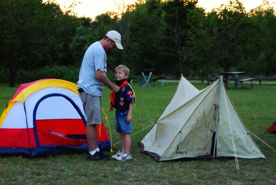 Meadowmere Park: Happy campers of all ages