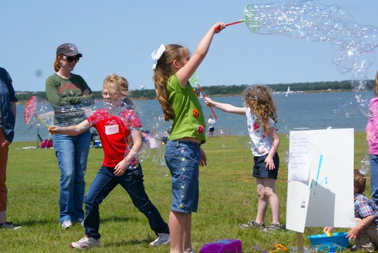 Meadowmere Park: Great fun outdoors