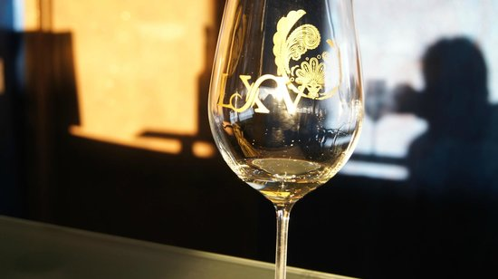 LXV Wine: LXV beautiful Glass