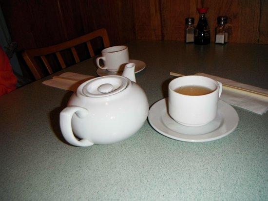 halibut house Family Restaurant: Tea