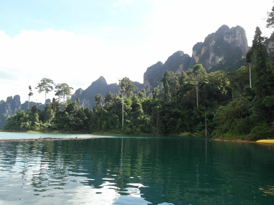 guilin of thailand - Picture of Cheow Lan Dam (Ratchaprapa ...