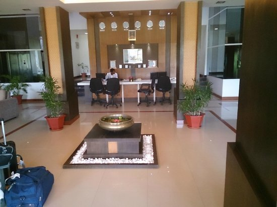 PJ Princess Regency : Reception