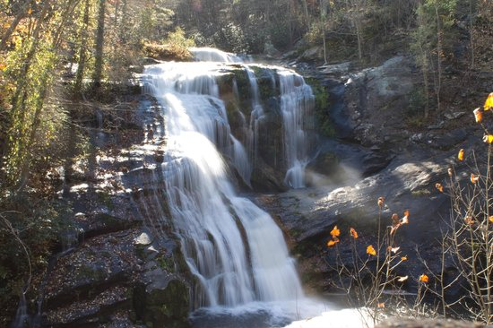 Cherohala Skyway: Bald River Falls