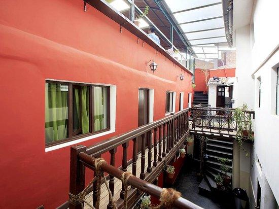 Ukukus Hostel Peru