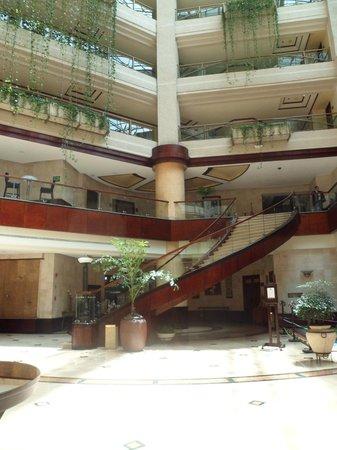 Grand Tikal Futura Hotel: Lobby