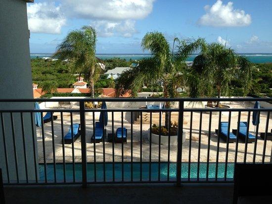 La Vista Azul Resort: View from balcony