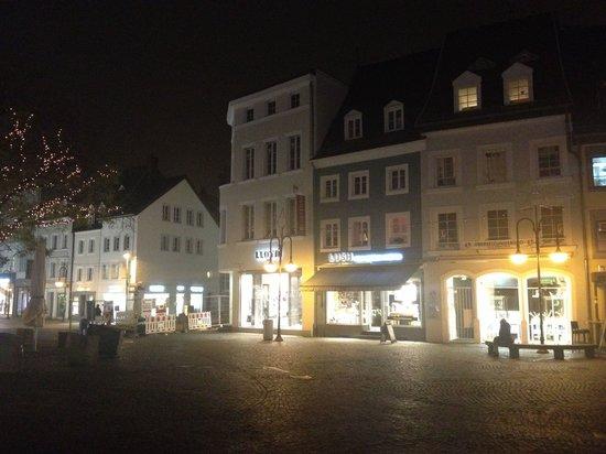 Zum Stiefel: Le centre ville