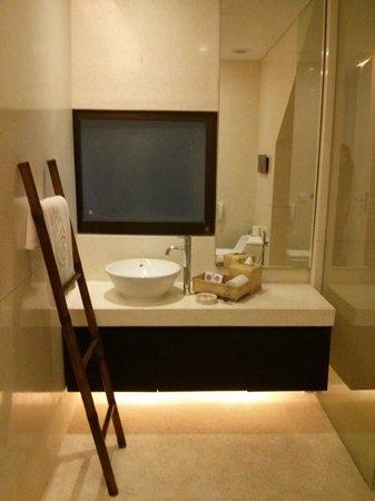 Taum Resort Bali: Bathroom