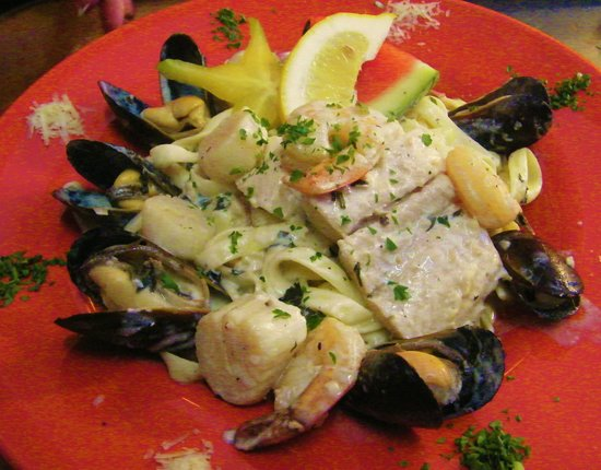Villa Nina Bistro: Richards Fishmonger Bowl