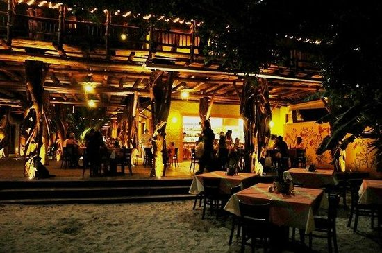 Restaurante La Guaya: feeling at home