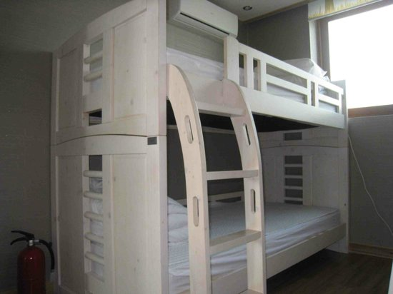 Guesthouse Jagalchiya: 4-Person Dorm Room