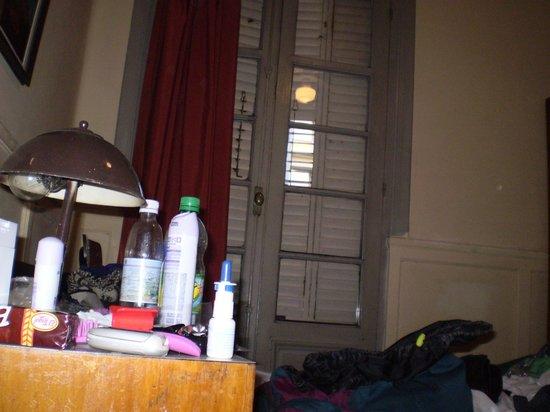Hotel Aramaya: Habitación