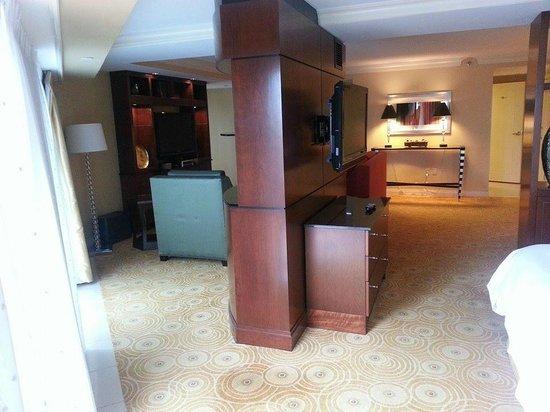 Boston Marriott Long Wharf : Suite