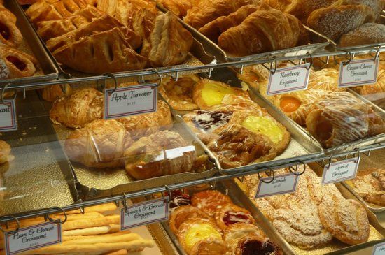 Paris Bakery Cafe : Small sample of their great variety....
