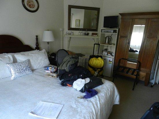 Barossa House: Bedroom