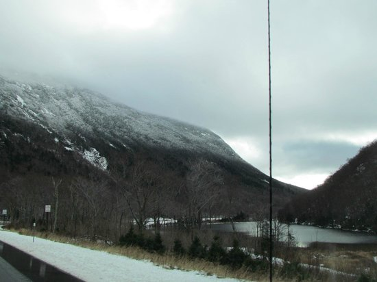 Mt. Eustis Inn : Franconia notch