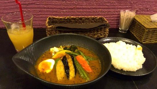 Soup Curry lavi Esta