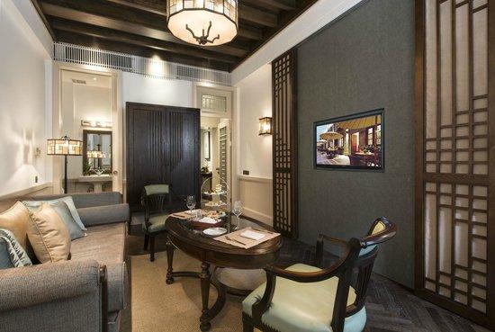 Chaptel Hangzhou: Suite Room