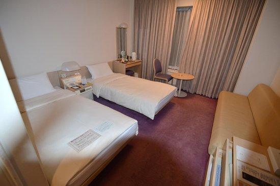 Shizukuishi Prince Hotel: 部屋