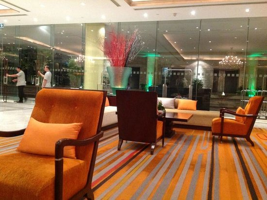 Holiday Inn Bangkok Silom : Hotel Lounge