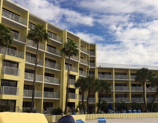 Alden Suites: Gulf View rooms