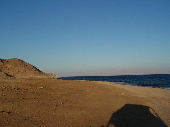 Dahab Excursions: Mountains meets the Sea