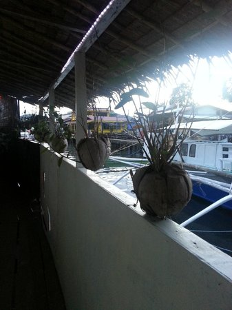 Patrik & Tezz Guesthouse : view