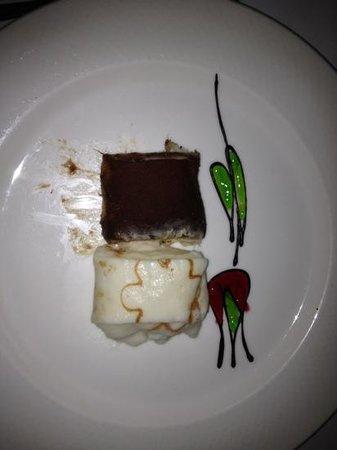 "Feriye Palace : Il mitico dessert ""Tavuk Gugsu""."