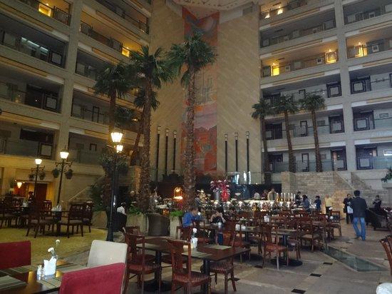 Xizhou Garden Hotel : Where one has breakfast