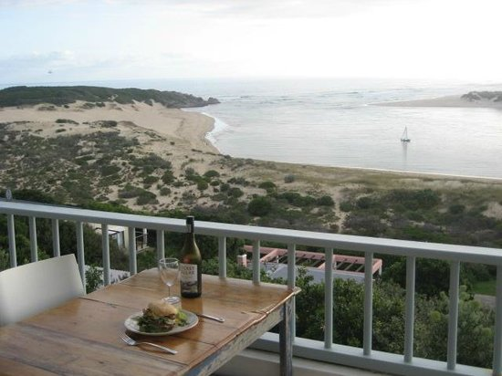 The Oyster Box Beach House: View from Oysterbox Balcony