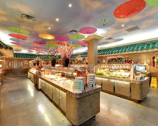 Mandarin Restaurant : Buffet 1