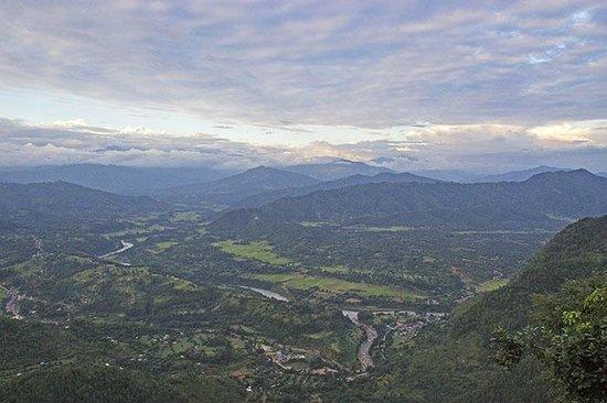 Bandipur Mountain Resort: Cloud cover