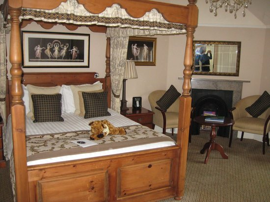 East Lodge Country House Hotel: Room 304