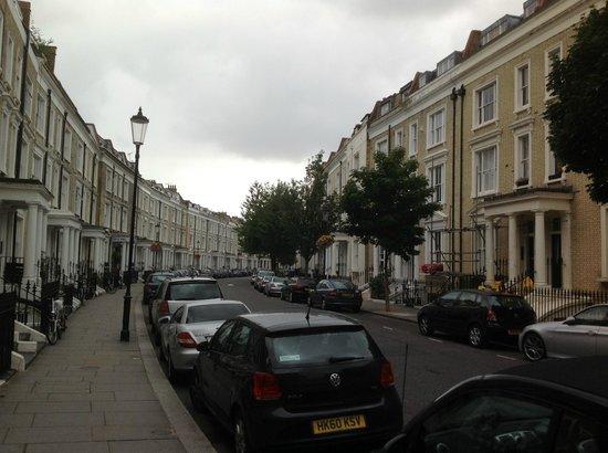 Earls Court Studios: Street View