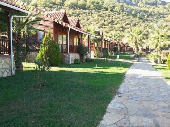 Club Sun Village : Bungalows
