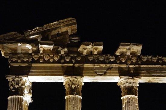 Side, temple of Apollo