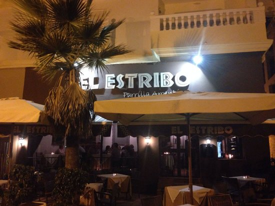 El Estribo: Steak heaven